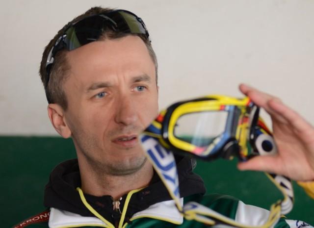 Grzegorz Walasek nie jest przekonany do walki o skład w Toruniu.