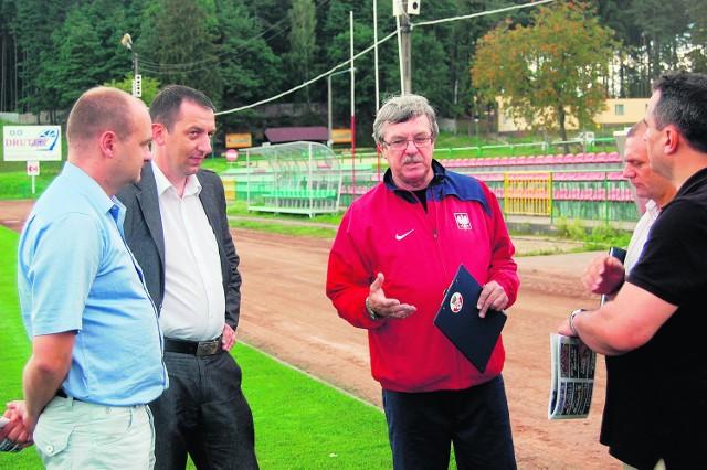 Kontrolerzy z PZPN wydali pozytywną opinię, gwarantując stadionowi licencję na II ligę