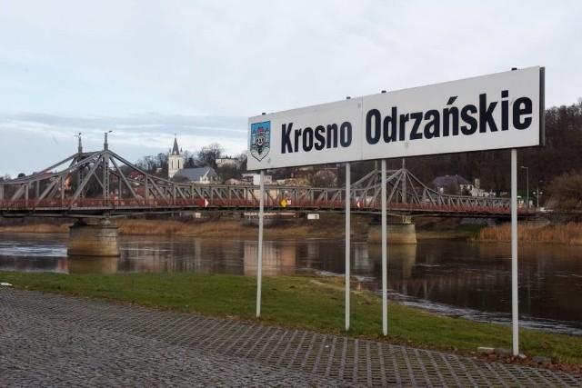 Pod koniec marca ma ruszyć instalacja mostu tymczasowego na Odrze w Krośnie Odrzańskim.