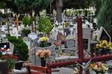 Uwaga, dojazd na cmentarze w dniu Święta Zmarłych będzie zmieniony