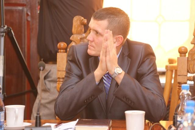 Marcin Łęgowski to kolejny radny, który może stracić mandat. Do jego wygaszenia wzywa wojewoda pomorski