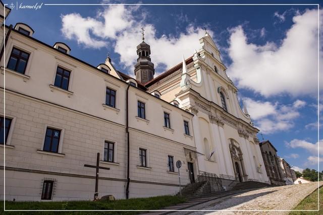 Klasztor Karmelitów Bosych i kościół pod wezwaniem św. Teresy w Przemyślu.