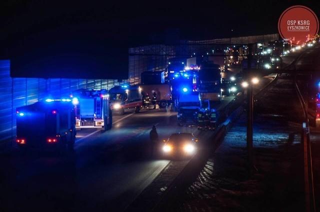 Wypadek na autostradzie A2 pomiędzy Łodzią a Łowiczem. W zderzeniu samochodów trzy osoby zostały ranne.KORONA KRÓLÓW. Sprawdź, co się wydarzy w kolejnym odcinkuSprawdź, w które niedziele nie zrobisz zakupów