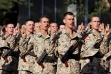 Przysięga wojskowa ochotników w 12 Brygadzie Zmechanizowanej [ZDJĘCIA]
