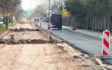 Remont ulic Zbąszyńskiej i Swojskiej potrwa do lata