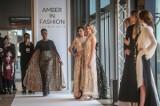 AMBERIF 2019 w Gdańsku. 26. edycja Międzynarodowych Targów bursztynu w AmberExpo rozpoczęta. Pokaz Amber in Fashion