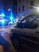 Kraków. Pobicie na ulicy Grodzkiej. Mężczyzna uderzył głową o chodnik