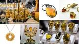 Amberif w Gdańsku. Wystawa z okazji 25 lat Międzynarodowych Targi Bursztynu, Biżuterii i Kamieni Jubilerskich Amberif [zdjęcia]