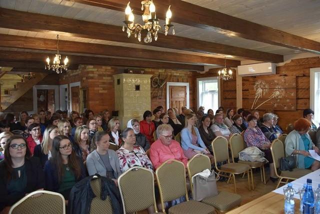 Spotkanie matuszek w Werstoku, 25 maja 2021 roku