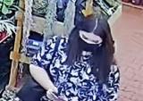 Policja ze Swarzędza szuka kobiety ze zdjęć. Może mieć związek z kradzieżą roślin