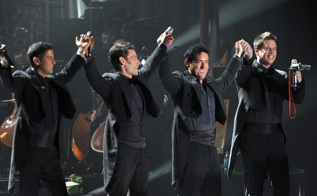 Słynna grupa Il Divo zaśpiewa w Poznaniu 22 czerwca