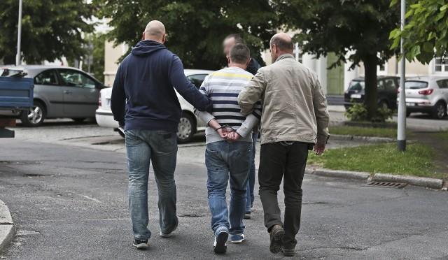 Mariusz G. został skazany na 10 miesięcy bezwzględnego więzienia.