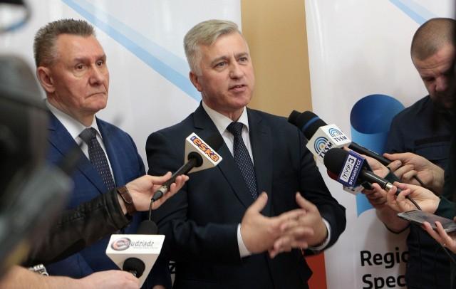 Maciej Hoppe, dyrektor Regionalnego Szpitala Specjalistycznego im. dr. Władysława Biegańskiego w Grudziądzu. Czekamy na jego odpowiedź w tej bolesnej sprawie.
