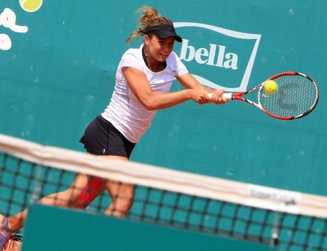 Kristina Kucova wygrała drugi turniej w Polsce w ciągu roku.