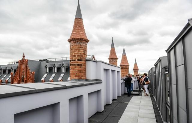 Oficjalne otwarcie zrewitalizowanych budynków dawnego gimnazjum miejskiego i  bursy przy ulicy Lastadia 13.07.2020