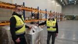 Lufthansa cargo. Baza na lotnisku Katowice Airport w Pyrzowicach otwarta w styczniu 2021. To jedyna baza linii w Polsce. Rozmowa wideo