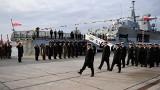 ORP Ślązak wcielony do służby w Marynarce Wojennej. Obchody 101. rocznicy utworzenia Marynarki Wojennej w Gdyni [zdjęcia]