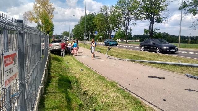 We wtorek, około godz 13, na drodze krajowej nr 19 doszło do zdarzenia drogowego.Zobacz też:Tragiczny wypadek w Przewalance (zdjęcia)Zdjęcia pochodzą z fanpejdża Kolizyjne Podlasie.