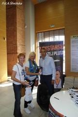 """Autobiografia Andrzeja Pluty. Premiera książki """"Z dystansu"""" we Włocławku [zdjęcia]"""