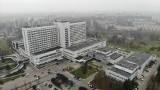 Szpital Rydygiera najokazalej wygląda z lotu ptaka [GALERIA]