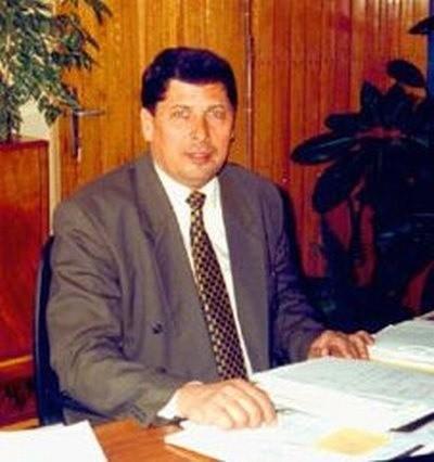 Starosta Franciszek Budrowski
