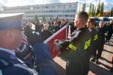 Policjanci ślubowali w Bydgoszczy. 55 nowych funkcjonariuszy w szeregach kujawsko-pomorskiej policji