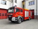 PSP w Sejnach zakupiło nowy wóz strażacki. Zastąpi wysłużone renault [ZDJĘCIA