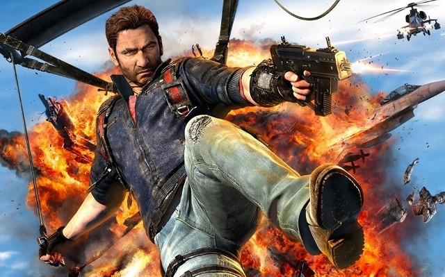 Just Cause 3Just Cause 3