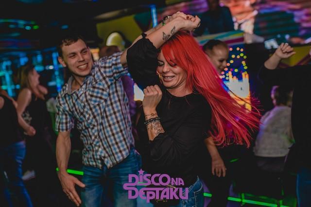 Zobaczcie, jak bawiliście się 11.01.2020 r. w Disco na Deptaku w Szczecinie. A może znajdziecie się na zdjęciach? :-)Zobacz galerię zdjęć! >>>ZOBACZ TEŻ: Irish Rhythms - roztańczony kawałek Irlandii w Szczecinie