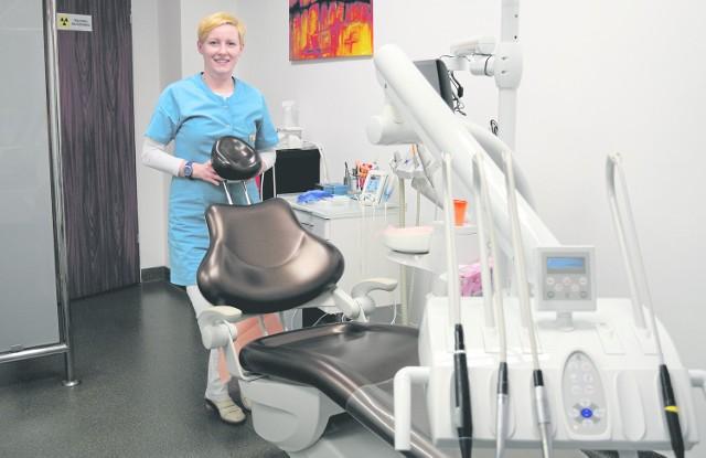 Gabinet dentystyczny Lubczyk - Dent w Szczecinku.