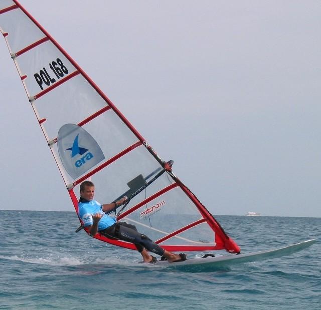 W ubiegłym roku Robert Bałdyga zwyciężył w mistrzostwach świata.