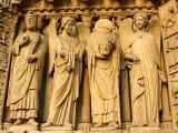 Notre-Dame: Macron chce odbudować katedrę w ciągu 5 lat. Spotyka się z najwsławniejszymi architektami świata