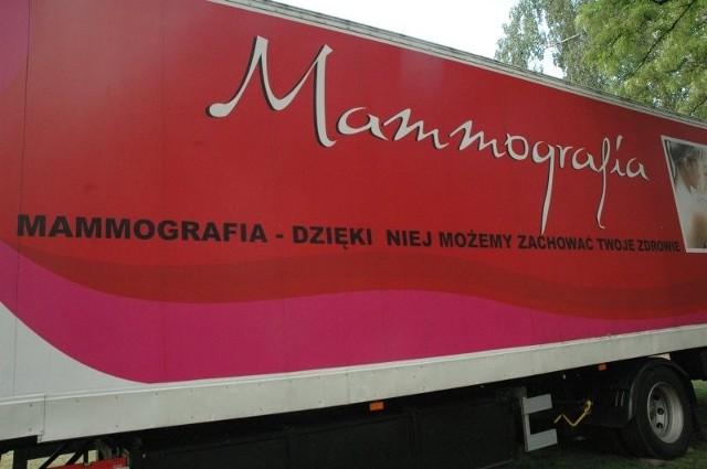 Darmową mammografię mogą wykonać kobiety, które spełniają podane wyżej kryterium wiekowe i nie miały takiego badania w ciągu minionych dwóch lat.