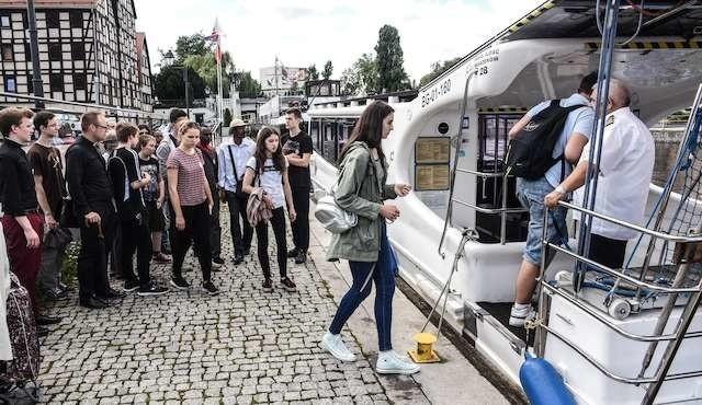 Zagraniczni goście na światowe dni młodzieży w BydgoszczyZagraniczni goście na światowe dni młodzieży w Bydgoszczy