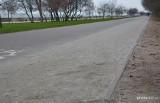Prawie 600-metrowa bieżnia na Bulwarze Nadmorskim w Gdyni gotowa. Nowe miejsce czeka na biegaczy z całego miasta