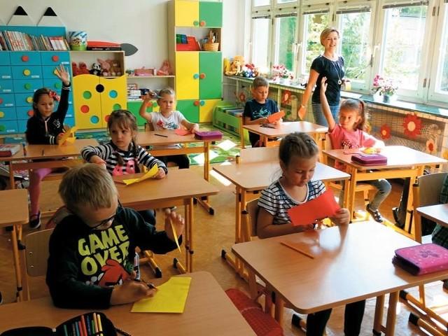 Na aktywne formy nauczania stawiają nauczyciele w SSP 11. I dlatego szkoła to niejedyne miejsce, gdzie odbywają się lekcje.