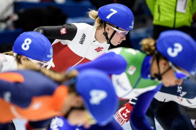 Karolina Bosiek to jedna z polskich nadziei na niespodziankę w mistrzostwach Europy w łyżwiarstwie szybkim w Heerenveen