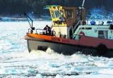 Tym razem lodołamacze mogą być na Wiśle potrzebne! Lodowe zatory możliwe, gdy nadejdzie ocieplenie