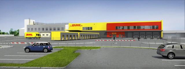 Gdańskie lotnisko będzie miało nowy terminal cargo DHL Express