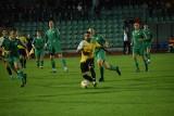Regionalny Puchar Polski. Marlon Orlando Escobar tańczy z piłką w barwach Pomezanii Malbork