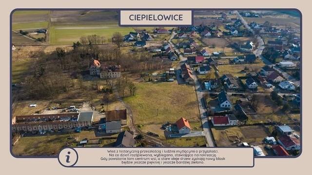 Mieszkańcy Ciepielowic będą mieli miejsce do spacerów i rekreacji.