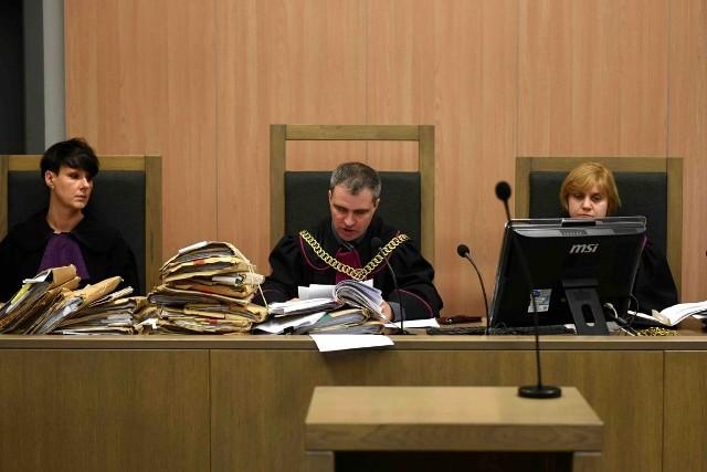 Za zamkniętymi drzwiami odbyła się rozprawa dotycząca dalszych losów Zdzisława M.