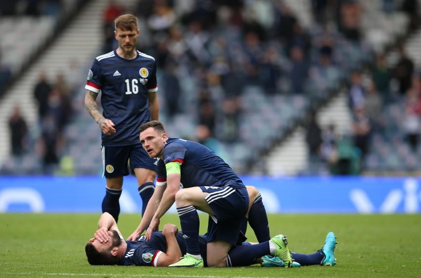 Euro 2020. Schick zepsuł Szkotom szyk. Dublet napastnika, Czesi pewnie wygrali