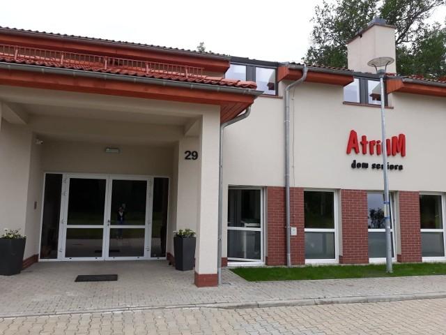 """Dom Seniora """"Atrium"""" w Jarogniewicach"""