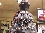 """""""Słodka"""" suknia z czekolady? Tylko w Brukseli, stolicy Belgii"""