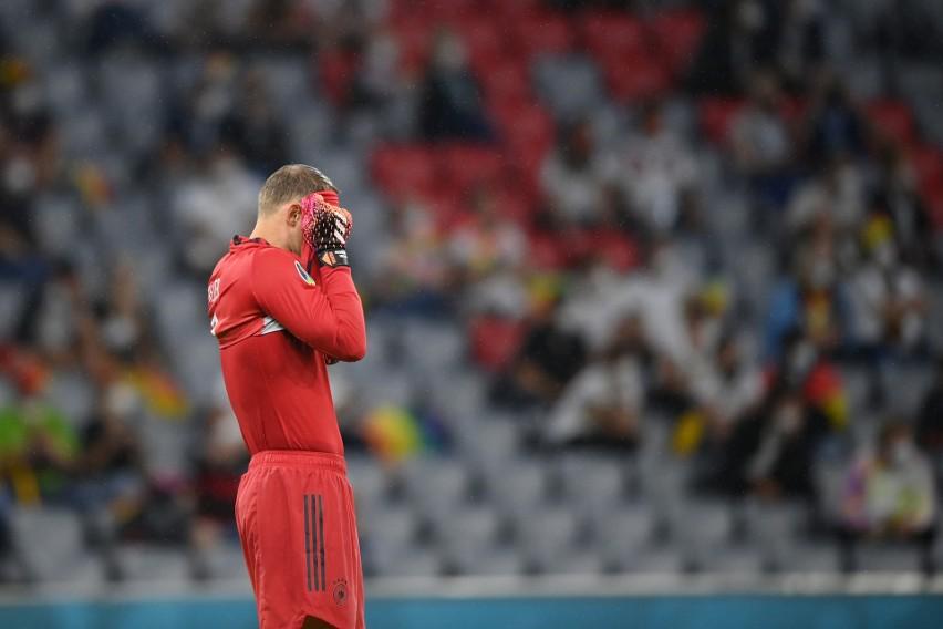 Euro 2020. Węgry - Niemcy 2:2 (1:0)