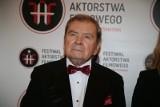 W wieku 83 lat zmarł znakomity aktor Zygmunt Malanowicz
