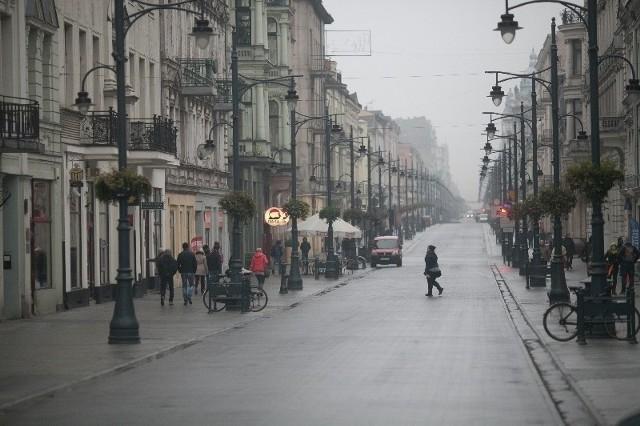 W połowie XXI wieku w Łodzi ma mieszkać mniej niż pół miliona osób.
