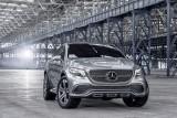 Mercedes-Benz Concept Coupe SUV konkurentem dla BMW X6?