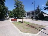 Woonerf na ul. Stefanowskiego z mniejszą ilością drzew niż planowano. Do remontu kolejny odcinek ulicy ZDJĘCIA